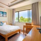 Biệt thự 4PN cho thuê giá 1,300 USD/tháng tại The Ocean Villas. Budongsan Biển Xanh