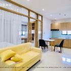 Cho thuê căn hộ 1 phòng ngủ riêng biệt tòa nhà Nguyễn Thị Minh Khai ngay trung tâm Đà Nẵng