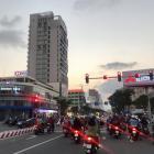 Nhà 4 tầng mặt tiền 9m Nguyễn Văn Linh, DTSD gần 900m2