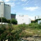 Cho thuê 270 m2 đất 2 mặt tiền Tố Hữu, hướng mát mẻ.
