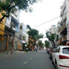 Cho thuê nhà mặt tiền 14m Nguyễn Thị Minh Khai