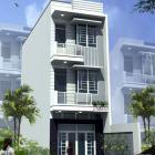 Cho thuê nhà 3 tầng mt Đỗ Quang, sát Nguyễn Văn Linh, ngay TTTP