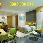 Diamond Land chuyên cho thuê CH ven biển Đà Nẵng (Apartment) 35, 37m2 view biển