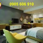 Cho thuê căn hộ đầy đủ tiện nghi, cách biển 50m tại Đà Nẵng