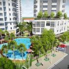 Cho thuê căn hộ 2PN The Monarchy đường Trần Hưng Đạo, quận Sơn Trà, Đà Nẵng