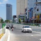 Cho thuê nhà 3 tầng mặt tiền đường Trần Phú gần Hầm Chui Sông Hàn view đẹp