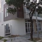 Cho thuê nhà 3T,2MT khu FPT SmartCity sát biển gần COCOBAY,có gara ôtô,nhà new 100%