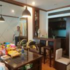 Cho thuê ngắn hạn 3-6 tháng căn hộ 2PN chung cư HAGL, full nội thất. ở ngay. LH: 0935182382