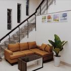 Cho thuê Nhà đường  Vũ Ngọc Nhạ, gần cầu Thuận Phước Đà Nẵng mới,đẹp,3PN,full NT