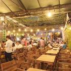 Cho thuê nhà hàng khu ăn uống Phan Tứ, vào là kinh doanh ngay, không cần sắm sửa đồ dùng