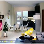 Cho thuê chung cư cao cấp Mường Thanh Sơn Trà, full nội thất