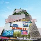 Cho thuê văn phòng tòa nhà Phi Long Plaza mới 100%, trung tâm Đà Nẵng. LH BĐS Mizuland 0918959310
