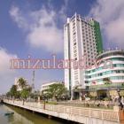 Văn phòng cho thuê tòa nhà Green Plaza tọa lạc trên 2 mặt tiền đường Bạch Đằng và Trần Phú