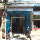 Cho thuê nhà nguyên căn 343 Nguyễn Hoàng, quận Hải Châu, nhà 4.5 tầng, DTĐ 37.24m2