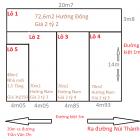 Cần bán đất biệt thự lô góc kiệt Núi Thành cách đường chính Phan Huy Ôn 20m. Liên hệ ngay 0918.958.310