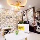Cho thuê nhà 3 tầng cuối đường Hồ Nghinh 4 PN,4 WC full NT cao cấp 25 tr/ tháng