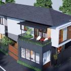 Cho thuê nguyên căn 105m x 2 tầng,Phan Bội Châu- Hải Châu- Đà Nẵng,