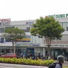 Cho thuê văn phòng trên đường Nguyễn Văn Linh, giá cực tốt.