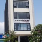 Văn phòng cho thuê tòa nhà Novas, Đà Nẵng.