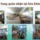 Sang lại quán nhậu tại Hòa Khánh Nam