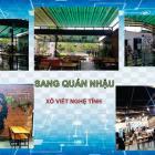 Cần sang quán nhậu Xô Viết Nghệ Tĩnh. 0906570211