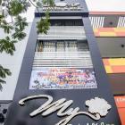 Cho thuê nhà nguyên căn mặt tiền số 168 Nguyễn Văn Linh, hiện đang kinh doanh spa và khách sạn.