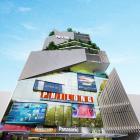 Văn phòng toà nhà Phi Long Plaza nguyên sàn 400m2 giá 90tr. Lh Mizuland: 0987.667.270