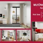 Cần bán gấp căn thô 2pn tầng cao chung cư Mường Thanh Luxury, Đà Nẵng, LH 0936060552.