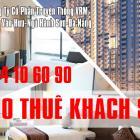 Cho thuê khách sạn MT Võ Nguyên Giáp 7 tầng 21 phòng full tiện nghi