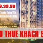 Khách sạn cho thuê mặt tiền đường  Võ Nguyên Giáp 7 tầng, 21 phòng