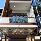 Cho thuê nhà 3 tầng, 3PN, nhà mới đường Nguyễn Phước Nguyên