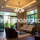 Cho thuê căn hộ 2 phòng ngủ gần cầu Rồng, nội thất cực đẹp, giá 28 triệu
