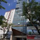 Cho thuê tòa nhà mới hoàn toàn đường Lê Lợi, ưu tiên nguyên sàn 186m2, LH: 0915 892 573 gặp Thủy