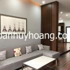 Cho thuê village đối diện Lotte Mart, 4 phòng ngủ khép kín, giá 35 triệu/th