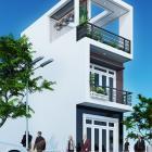 Cho thuê nhà nguyên căn 3 tầng Kiệt Mai Xuân Thưởng, Thanh Khê