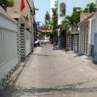 Cho thuê nhà nguyên căn 2 tầng kiệt ô tô đường Cù Chính Lan, Thanh Khê