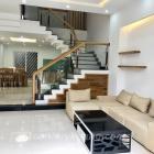 Cho thuê nhà 3 tầng khu Phạm Văn Đồng, 4 phòng ngủ khép kín, giá 27.8 triệu