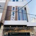 Cho thuê nhà đẹp 3 tầng mới xây kiêt 4m đường Điện Biên Phủ - TOÀN HUY HOÀNG