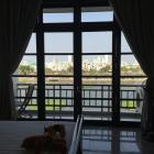 Cho thuê nhà 3 tầng MT TẢN ĐÀ – Q. T. Khê gần Hàm Nghi  83m2 giá 28tr.tháng