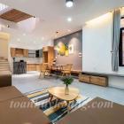 Cho thuê nhà đẹp gần đường Thanh Long 3 phòng ngủ hiện đại giá 18 triệu-TOÀN HUY HOÀNG