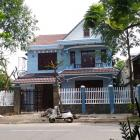 Cho thuê Biệt thự nguyên căn 300 m2, 2 tầng, 4 PN, mặt tiền Đào Sư Tích, Hòa Minh, Liên Chiểu