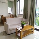 Chính chủ cần cho thuê căn hộ cuối đường Hồ Nghinh, giá rẻ phòng rộng view biển