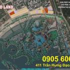 Cho thuê 10 năm 1300 m2 đất MT đường Hoàng Sa,view biển đ/d CV Đại Dương Thế Giới.0905.606.910