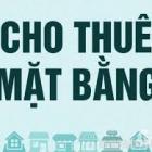 Cho thuê mặt bằng Trần Cao Vân, DT 9x9m, giá 22 triệu