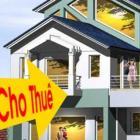Cho thuê nhà kiểu biệt thự gần Hồ Xuân Hương, DT 8x20m, 3 tầng, 4 phòng ngủ