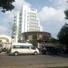 Nhà nguyên căn 3 tầng, DT sử dụng hơn 120m2 đường Trần Phú, TTTP Đà Nẵng