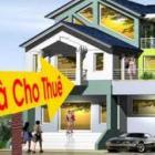 Cho thuê nhà 2 tầng 2 phòng ngủ đường Tùng Thiện Vương - khu Nam Việt Á