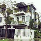 Villa đẹp, 2 mặt tiền, 4 phòng ngủ, khu Nam Việt Á - B411