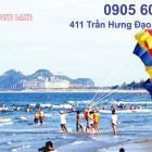 Cho thuê 390 m2 quán đẹp,độc đáoMT đường Trần Bạch Đằng,sát CH Mường Thanh có đầy đủ đồ.0905.606.910