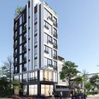 Cho thuê tòa nhà 8T đường Ngô Quyền,Đà Nẵng 2MT,gần Võ Văn Kiệt mới xây,110 m2 đất.